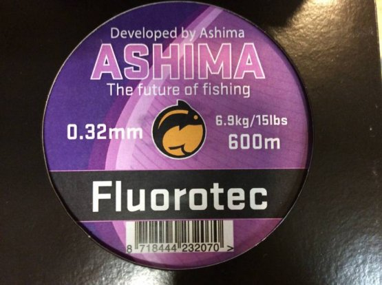 Ashima Fluorotec 600mtr
