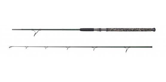 MadCat Catfish Green Spin / Pellet Rod