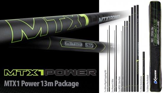 Matrix MTX1 Power 13mtr Package