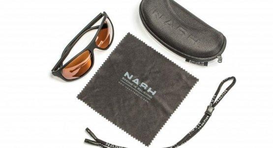 Nash Amber Sunglasses
