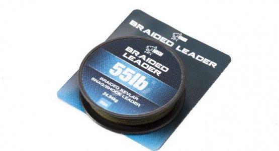 Nash Braided Leader 55lbs