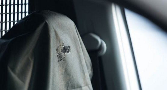 Nash Scope Black OPS car seat covers