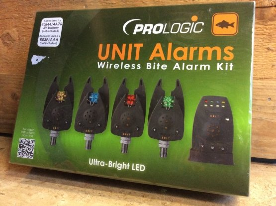 Prologic Unit Alarm set 3+1