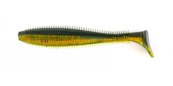 Rage Spikey Shad Ultra UV 9cm