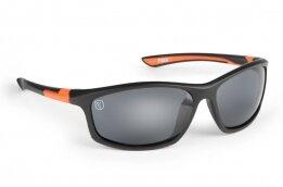 Fox Sunglasses Black Orange