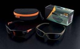 Fox XT4 Polarised Eyewear green frame / grey lense