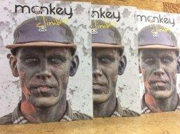 Monkey Climber no.12