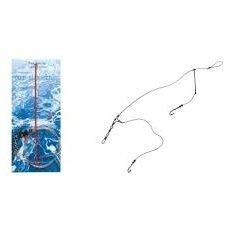 Platvis Onderlijn Plastic Afhouder