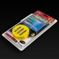 Rage Dropshot fish snax kit 3pc 7gram