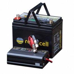 Rebel Cell 12V50 li-ion accu Pakket
