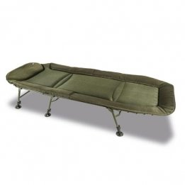 Solar Tackle Bankmaster Bedchair