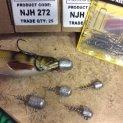 Fox Rage Corkscrew jighead bullet